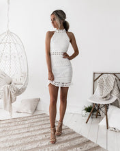 RIVERS DRESS - WHITE - Always the Sun Boutique