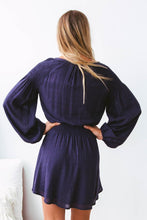 RARA DRESS || NAVY - Always the Sun Boutique