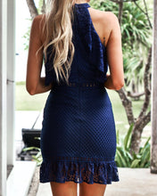SHAYNE DRESS || NAVY - Always the Sun Boutique