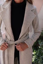 SOUTH COAT ~ GREY