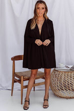 CLEOPATRA DRESS ~ BLACK - Always the Sun Boutique