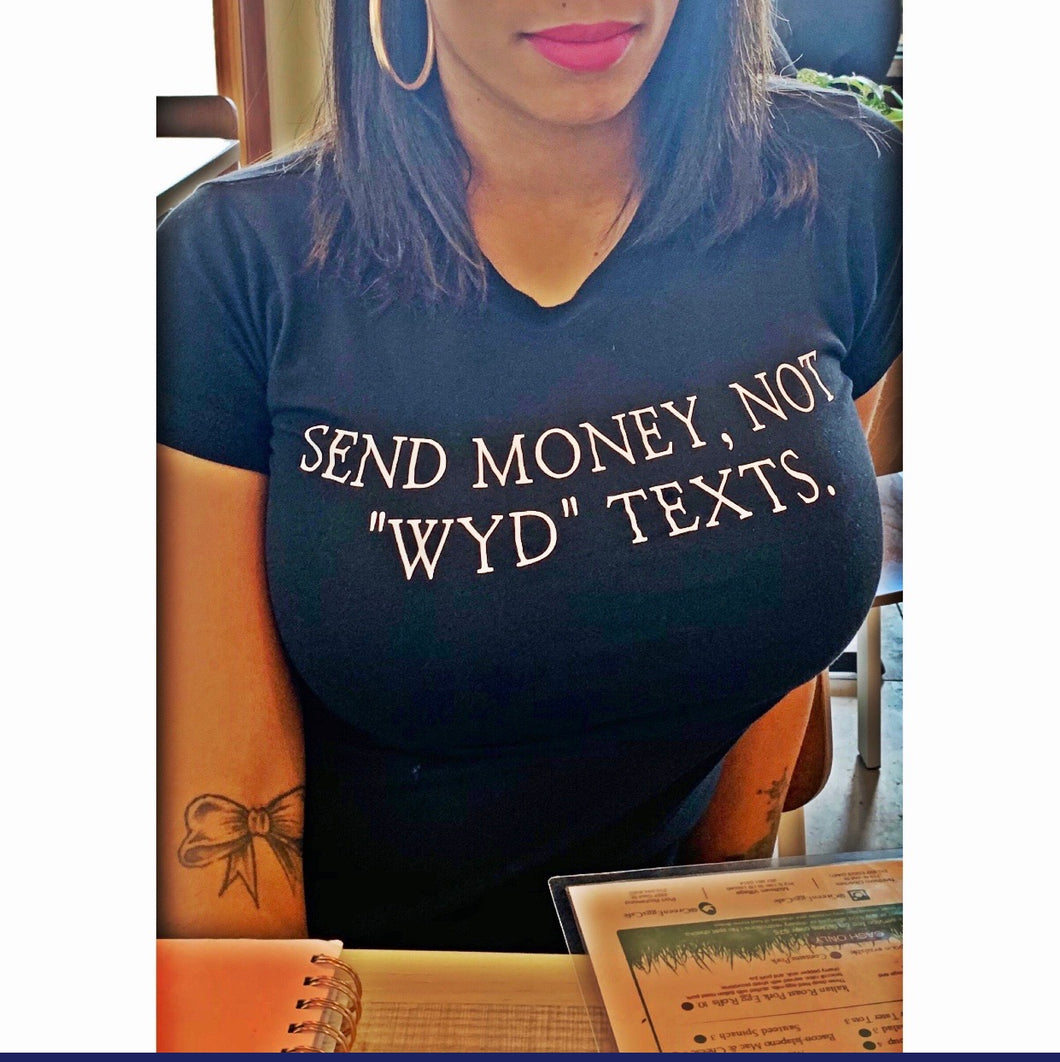 Send money Tee