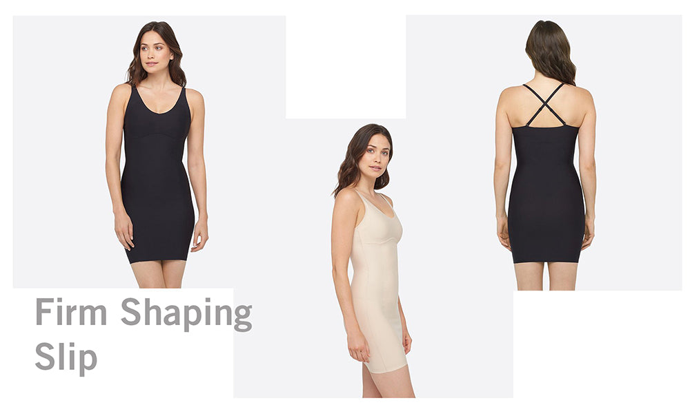 The Yummie Firm Shaping Slip is an everyday essential.