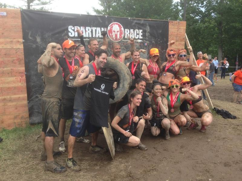 Spartan Race, Eboost 1