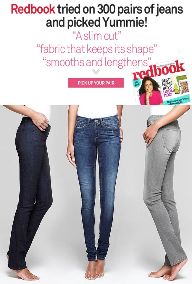 redbook denim