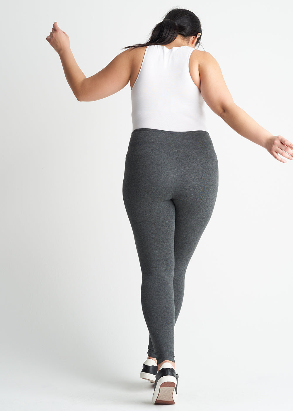 Heather Charcoal | 5' 9"