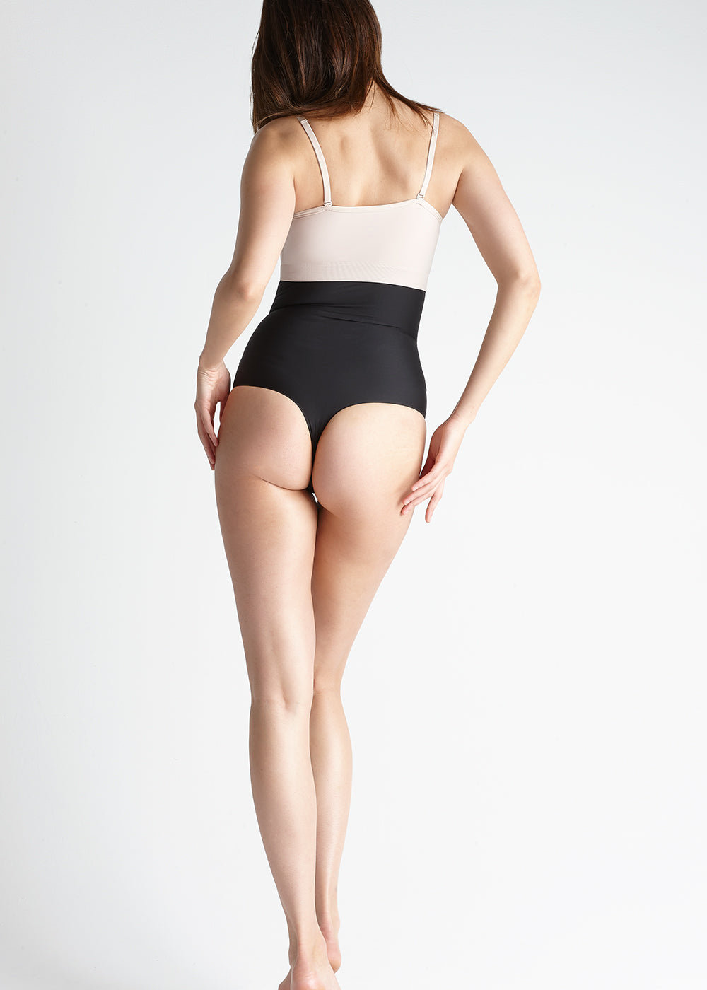 ebcdcafe9800 Hidden Curves Firm Shaping High Waist Thong | Yummie