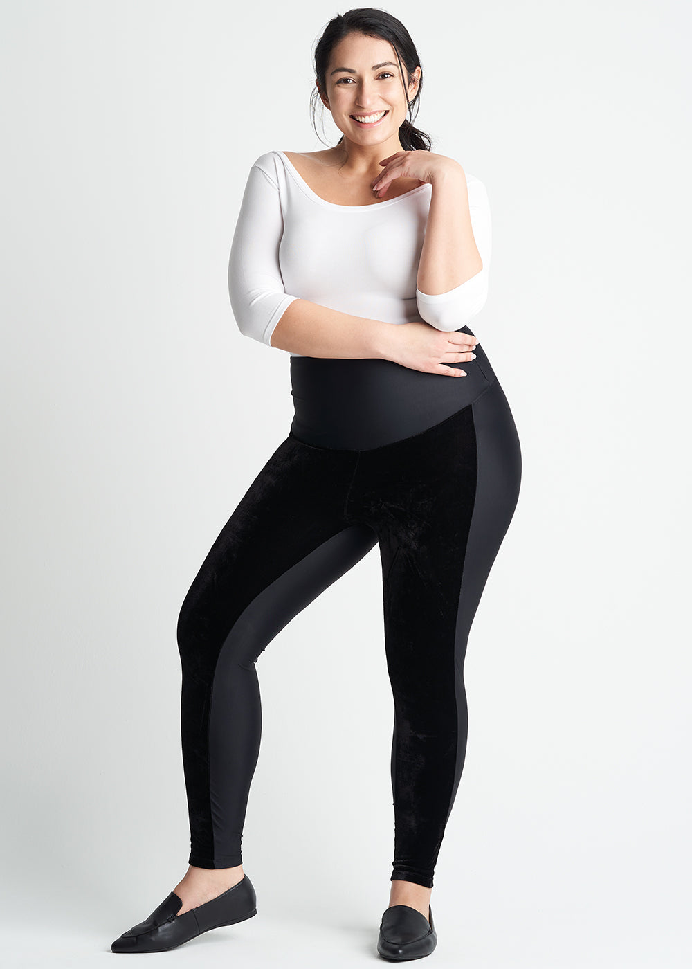 Yummie Hello Velvet Shaping Legging