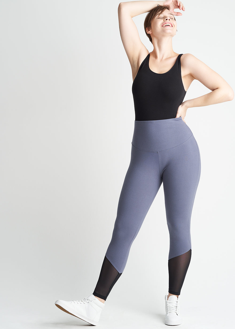 Yummie Power Mesh Shaping Legging