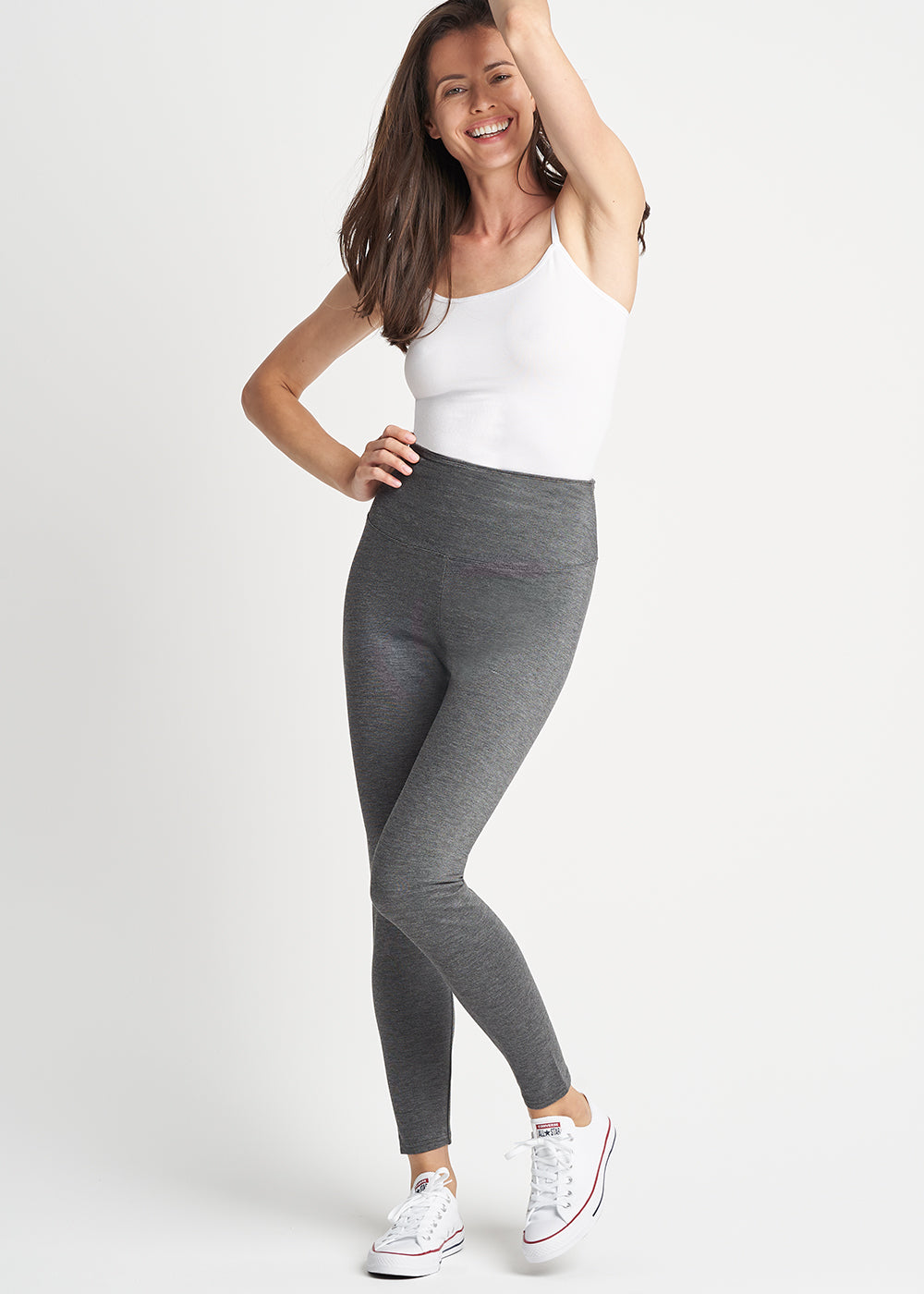 Heather Charcoal | 5' 10"
