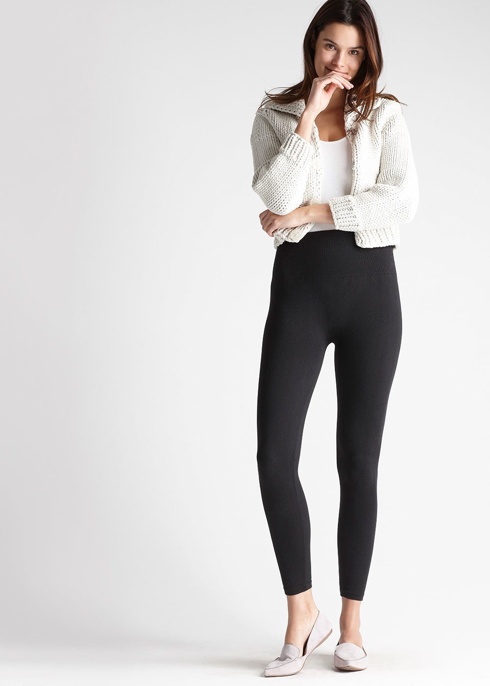 Yummie Anita Seamless Terry Lined Shaping Legging