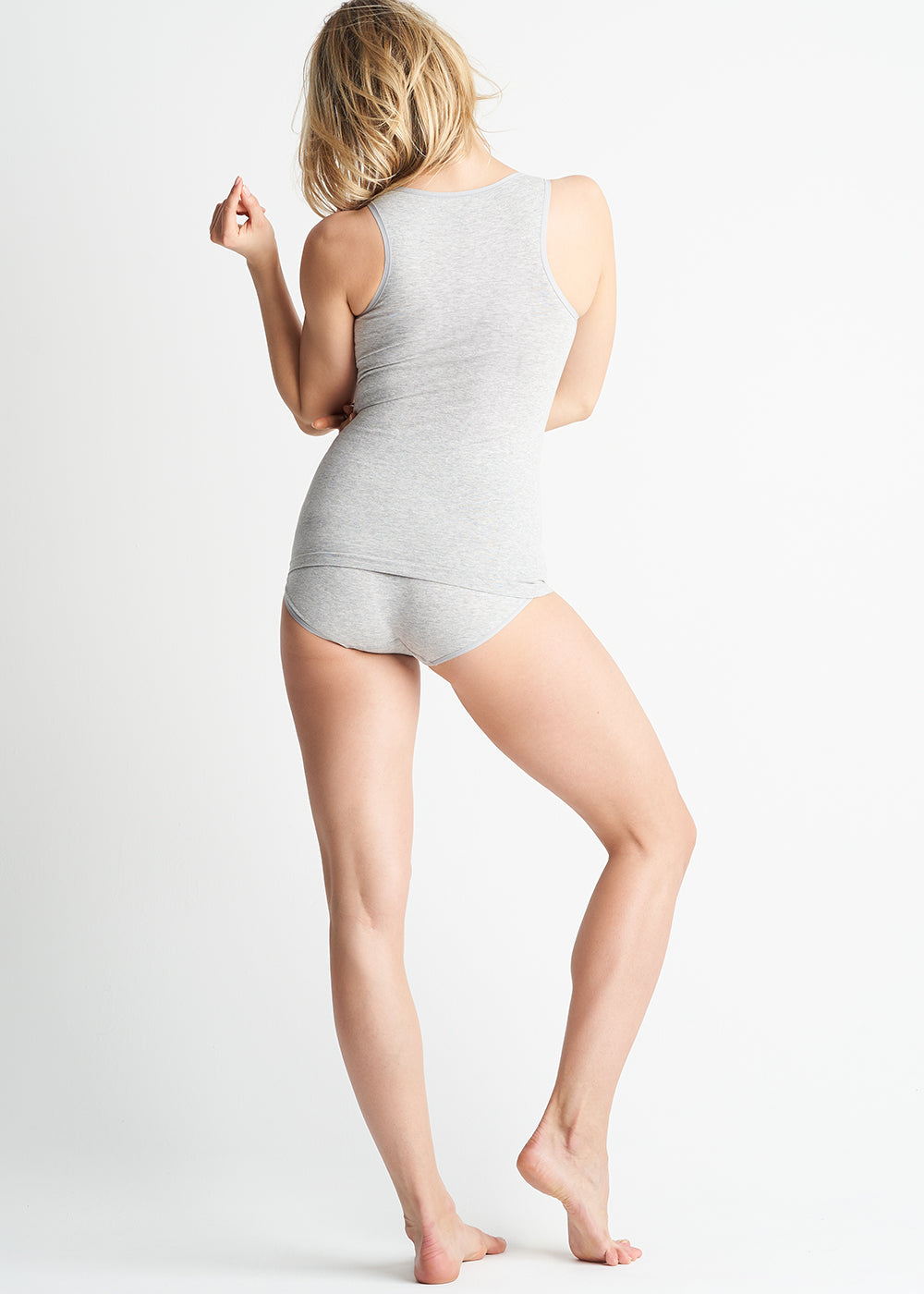 Heather Grey | 5' 10"