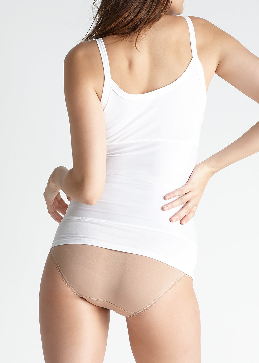 Yummie WHITE 6-in-1 Shaping Tank US X-Large