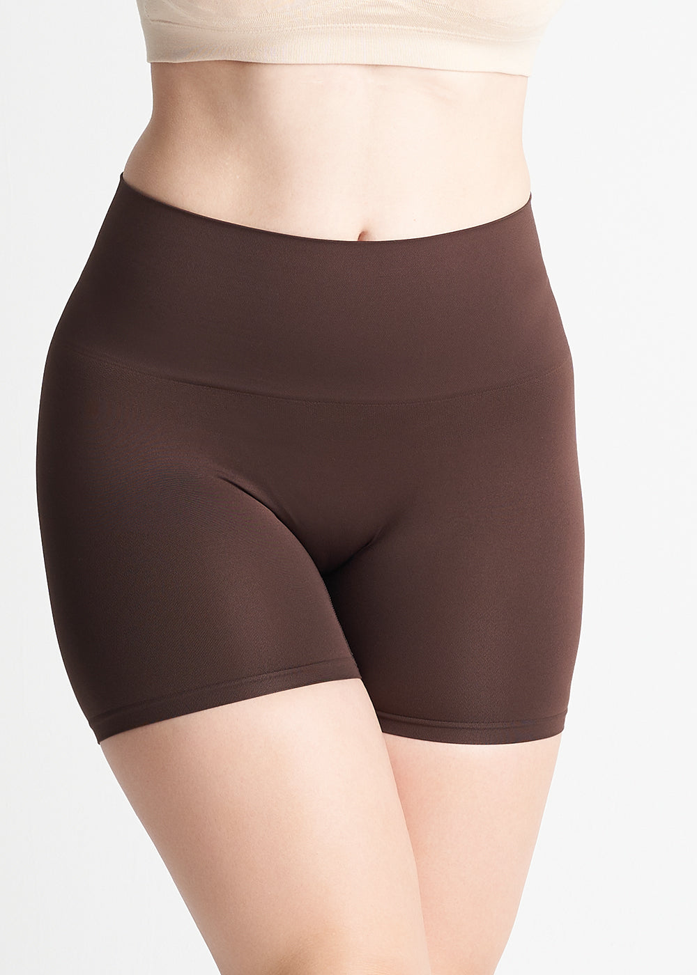 3-Pack Nylon Seamless Shaping Short