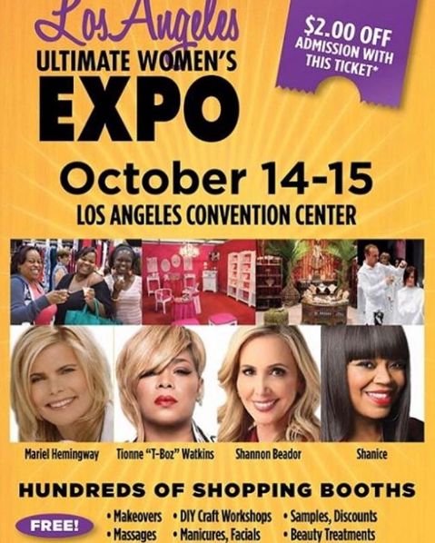 Impromptu showcased at The Ultimate Women's Expo