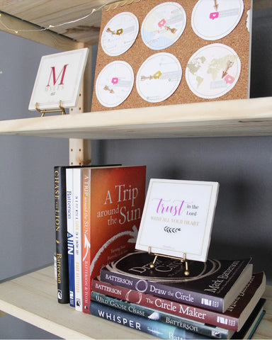 Spice up your bookcase