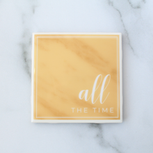 God is Good All the Time Mug + Coaster Set | Spring Collection - Coaster This