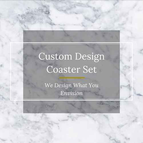 Custom Design Coaster | Imagine Collection - Coaster This