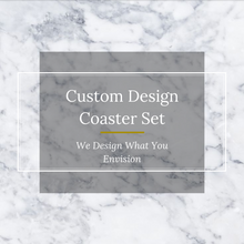 Custom Design Coaster Set | Imagine Collection - Coaster This