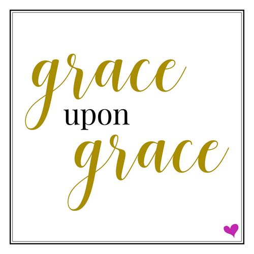 NEW Grace Upon Grace Coaster | Inspire Collection - Coaster This