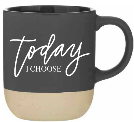 *PRE-ORDER CLOSED* 2021 Today I Choose Mug & Coaster Set