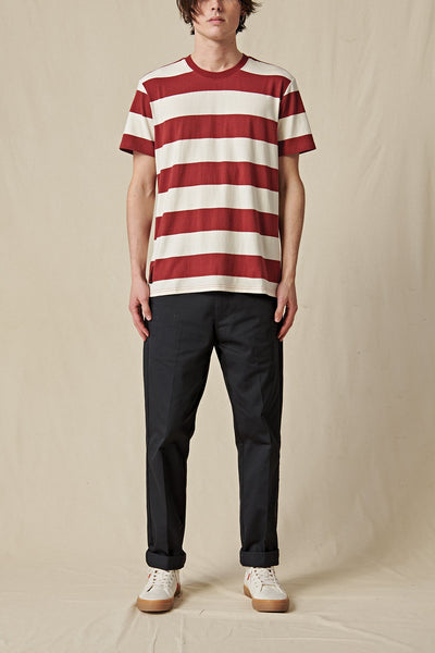 Dion Agius Striped Tee