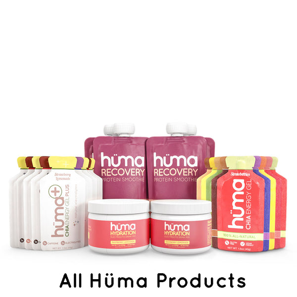 Huma Chia Energy Gel Plus 24 Pack At Swimoutlet Com Free Shipping