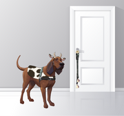 Dog-Cow Doorbells