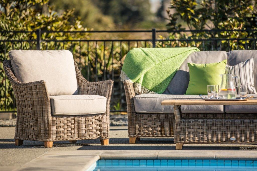 Get Summer Ready - Why Buy Synthetic Wicker Outdoor Furniture