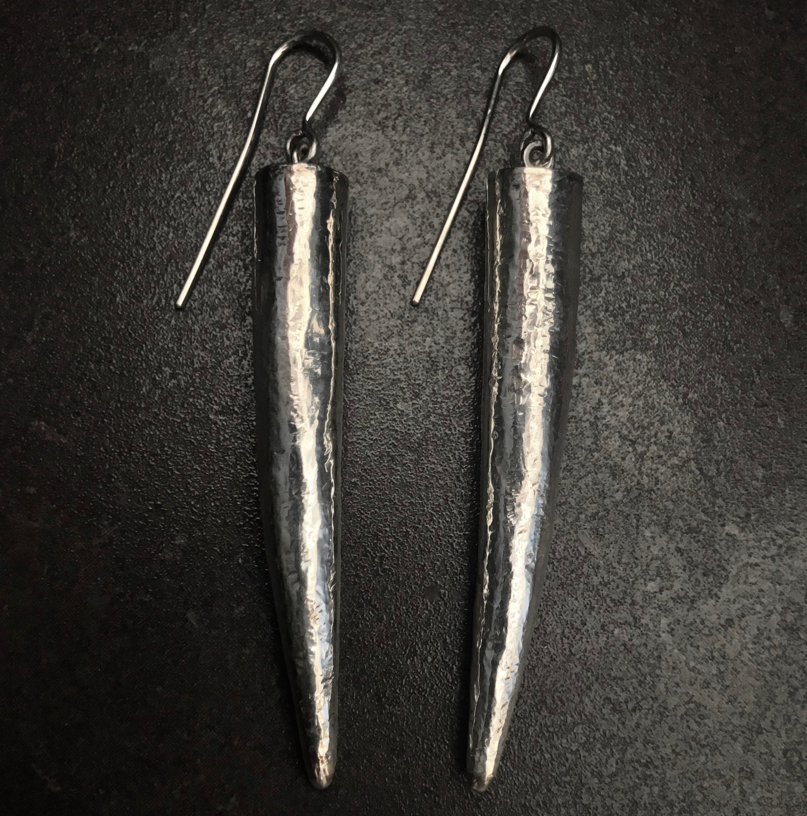 JELANI0101 tusk Earrings