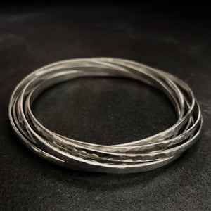 AMALFI 7 Rings Bangle