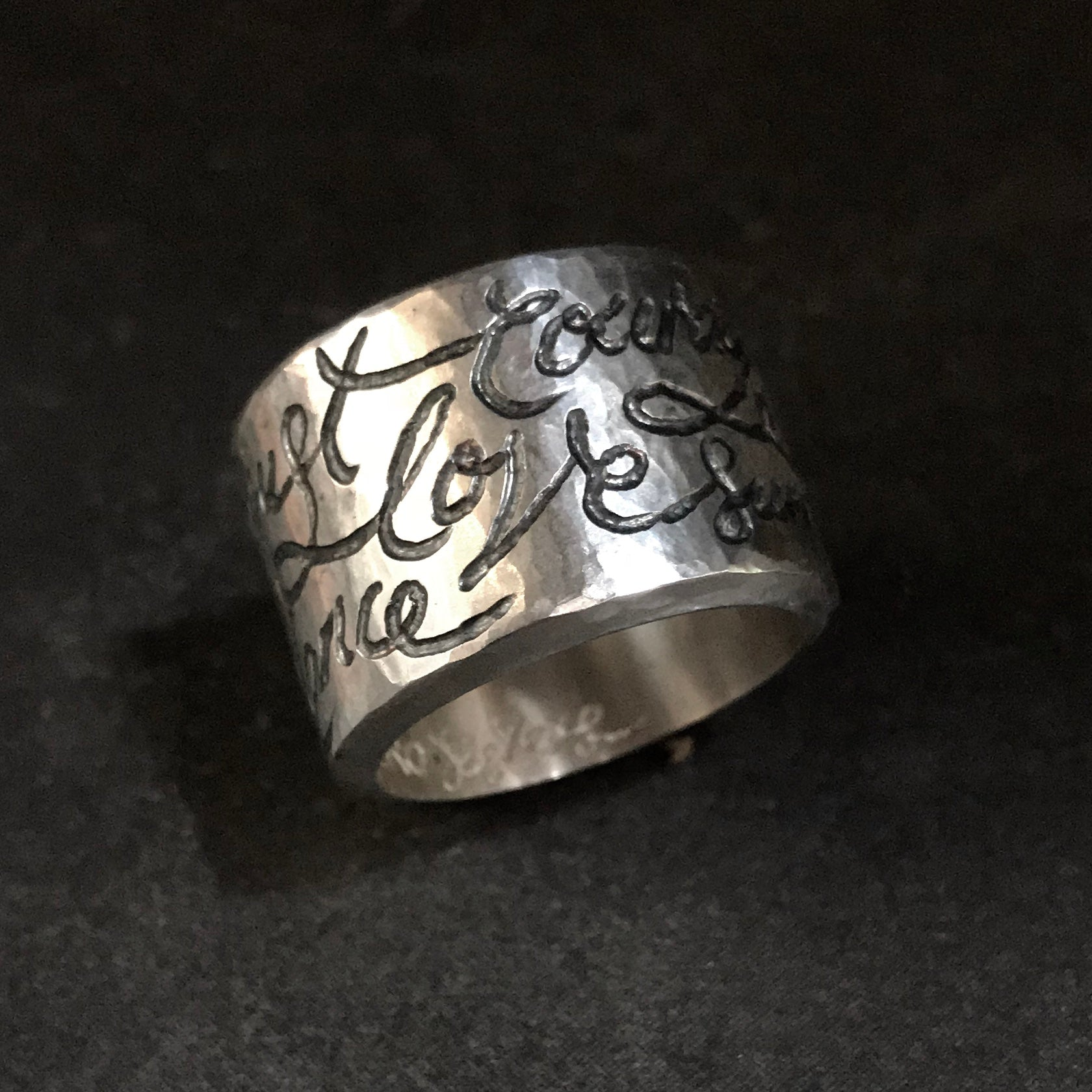 HERO's Life Ring  by herosisters - Luxury handmade silver jewelry and accessories