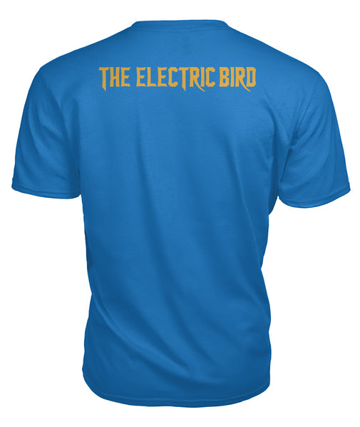 Birds on Parade Premium Unisex Tee - The Electric Bird