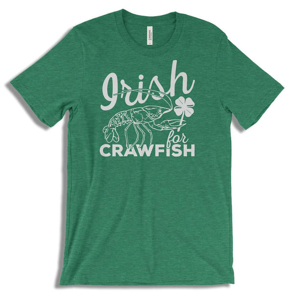 Irish for Crawfish T-Shirt