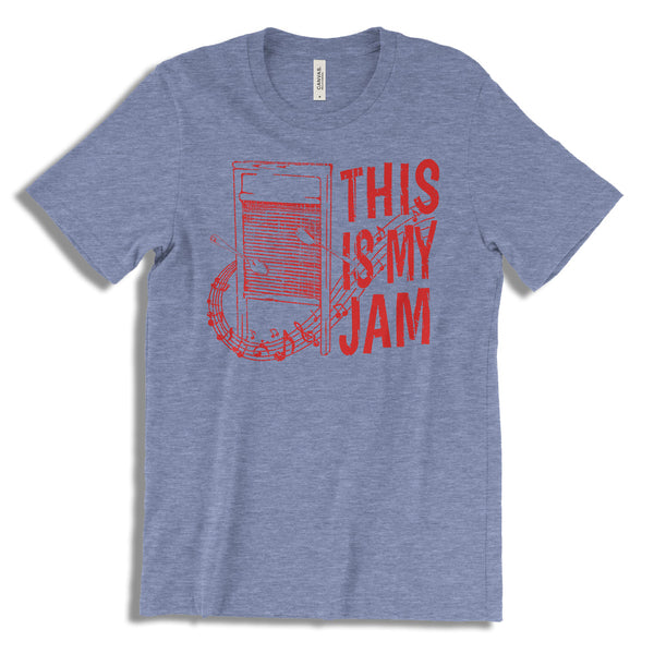 This is my Jam T-Shirt by Cajun T-Shirt Club