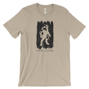 Da Rougarou T-Shirt - Cajun local legend- Cajun T-Shirt Club