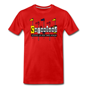Cajunland | Men's Premium T-Shirt - red
