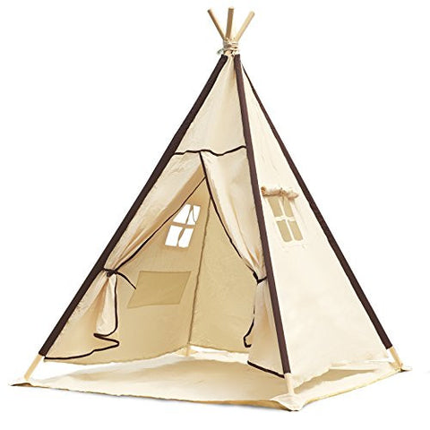 Canvas Indian Tipi