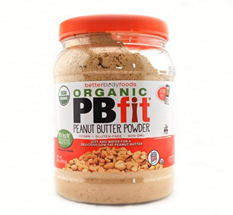 Organic PBfit Chocolate Peanut Butter Powder