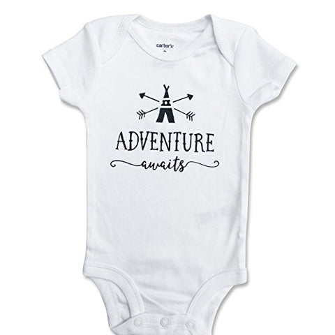 Adventure Awaits Onesie