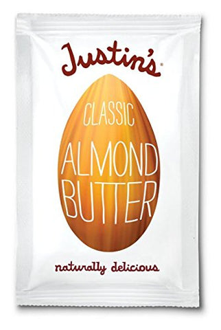 Justin's Almond Butter Squeeze Packs