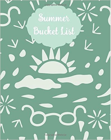 My Summer Bucket List: Dot Grid Bullet Journal