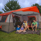 Ozark Trail 3 Room Cabin Tent
