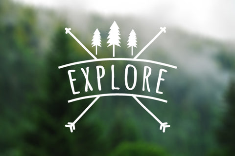 Explore Decal