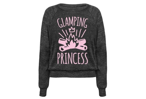 Glamping Princess Sweatshirt