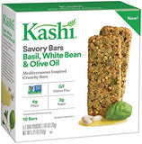 Kashi Basil White Bean & Olive Oil Savory Bars