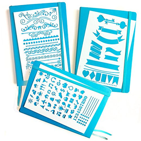 Bullet Journal Stencil Set