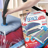 SpaceSaver Vacuum Storage Bags + TravelPump