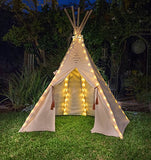 Tipi Tent Fairy Lights