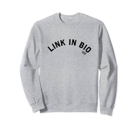 Social Media Influencer Sweatshirt